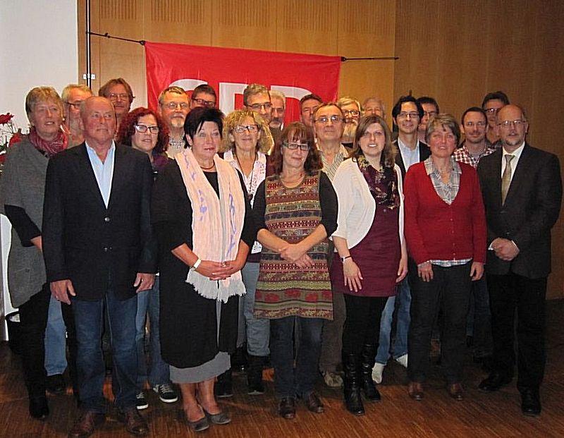 Die Kandidaten zur Stadtratswahl