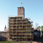 Titel Stadtspiegel 2016-01: Burg Hilpoltstein