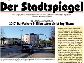 Bild Stadtspiegel Dezember 2016