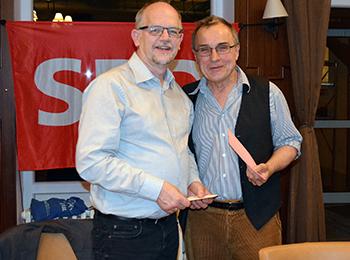 Rainer Herbrecher und Josef Götz