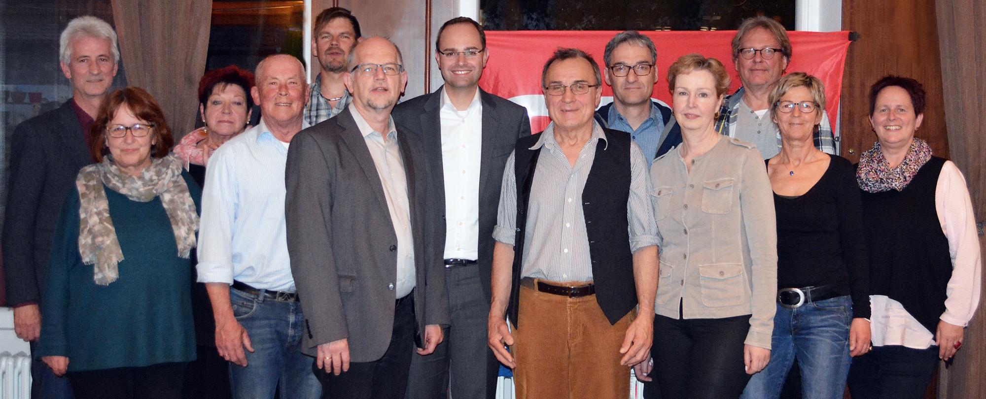 SPD Gruppenfoto