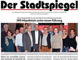 Bild Stadtspiegel Juli 2017