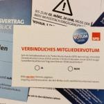 GroKo-Stimmzettel 2018